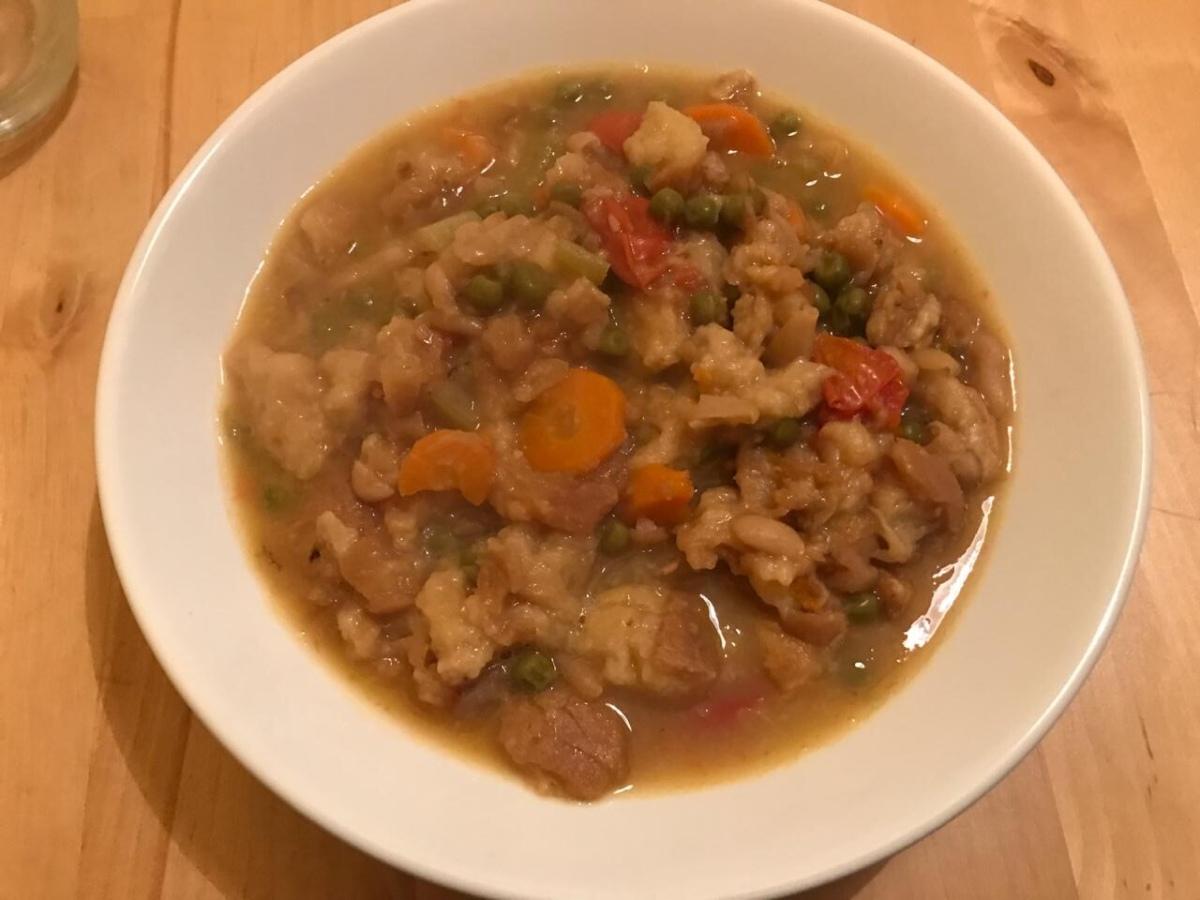 """La tradizione della cucina povera. The tradition of """"poorcousine"""""""