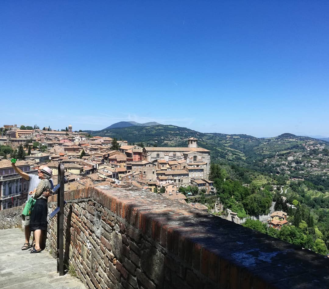 Un weekend in Umbria, cuore verde dell'Italia. A weekend in Umbria, green heart ofItaly.